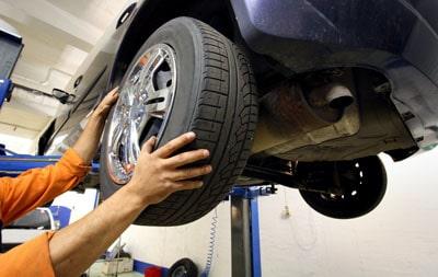 Expert Tire Service | Henderson | Sansone's Automotive