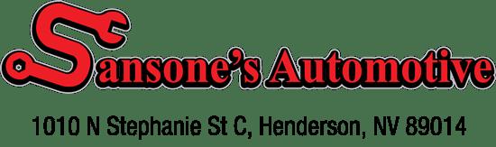 sansone auto logo