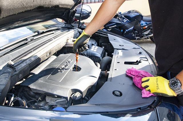 Sansone's Automotive Paradise high mileage oil changes